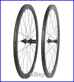 1360g DT Swiss 240 Wheel Sapim Carbon 38mm Clincher Road Bike 700C UD Matt Rim