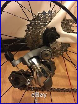 13 Intuition Alpha Carbon Race Road Bike 56cm Large Frame Shimano Tiagra