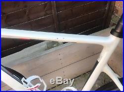 13 Intuition Alpha Carbon Race Road Bike 58cm Large Frame Shimano Tiagra