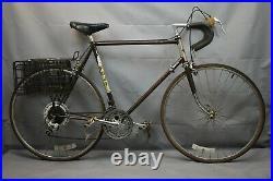 1982 Fuji S12-S Touring Road Bike Large 58cm Shimano Japan Made Steel US Charity