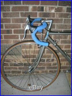 1983 Trek 630 Reynolds 531 19 48cm Shimano 600 vintage Trek