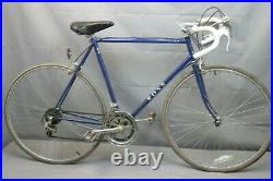 1984 Ross Gran Tour Vintage Touring Road Bike 60cm Large Shimano Steel Charity