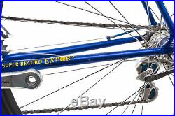 1985 3Rensho Super Record Export Road Bike 55cm Steel Shimano Dura-Ace 7400 6s