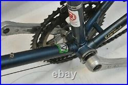 1985 Nishiki Prestige Touring Road Bike Frame 58cm Large Tange2 Chromoly Charity
