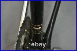 1986 Schwinn Super Sport Fixie Road Bike Frame Set 58cm Large SS Steel Charity