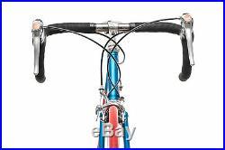 1991 Eddy Merckx MX Leader 58cm Steel Shimano Dura-Ace Mavic