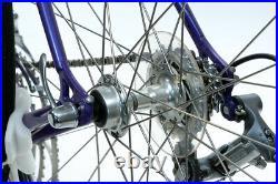 1992 Schwinn Paramount Series 7 PDG 58cm Road Bike Shimano 600 NOS Never Built