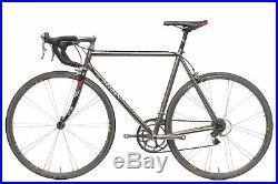 1996 Merlin Extralight Road Bike 54cm Medium Titanium Shimano Dura-Ace Rolf
