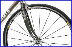 2000 Moots Vamoots Road Bike X-Large Titanium Shimano Dura-Ace 7700 9s Mavic