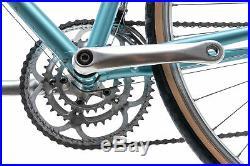 2004 Rivendell Romulus Road Bike 64cm X-Large Steel Shimano 105 9 Speed
