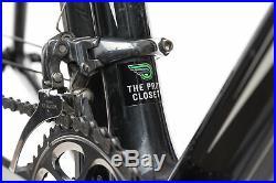2008 Trek Madone 5.2 Road Bike 52cm Carbon Shimano Ultegra 10s Rolf Elan Alpha