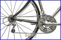 2009 Ritchey Breakaway Road Bike X-Small Titanium Shimano Dura Ace 3x10
