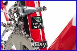 2009 Specialized Allez Elite Compact Road Bike 56cm Large Alloy Shimano 105