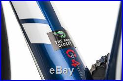 2011 Fuji SST 2.0 Road Bike 56cm Carbon Shimano Ultegra 6700 10s Oval Concepts