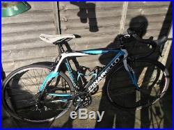 2011 Pinarello FP2 Team Sky Shimano 105 10 Speed Carbon Road Bike (51cm)