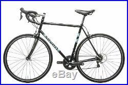 2011 Seven Cycles Resolute SLX Road Bike Large Steel Shimano Ultegra 6800 11s