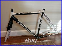 2013 Cannondale SuperX 54 cm Gravel Bike Cyclocross Full Carbon Frameset 700c
