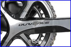2013 Giant TCR Advanced SL 0 Road Bike MEDIUM Carbon Shimano Dura-Ace Di2