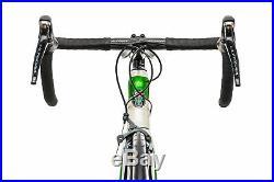 2013 Masi Evoluzione Road Bike 56cm Large Carbon Shimano Ultegra 6800 11 Speed