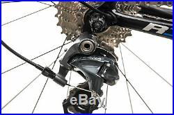2014 Cervelo R3 Road Bike 58cm Carbon Shimano Ultegra 6800 11s HED Ardennes +