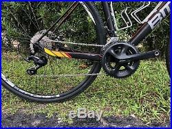 2015 BMC GRANFONDO GF02 Shimano 105 11sp Aluminum Road Bike 56cm