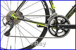 2015 Cannondale Synapse Carbon Disc Road Bike 56cm Shimano Ultegra 6800 11s