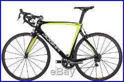 2015 Pinarello F8 Road Bike 57.5cm LARGE Carbon Shimano Dura-Ace Di2 Mavic R-Sys