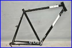 2015 Surly Fatties Fit Fine Gravel Road Bike Frame 58cm LG 4130 Chromoly Charity