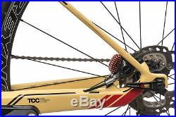 2016 BMC Granfondo GF01 Disc Road Bike 51cm Small Carbon Shimano Dura-Ace Di2