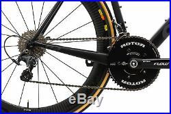 2016 Cervelo R3 Road Bike 56cm Large Carbon Shimano Ultegra 6800 11 Speed Mavic