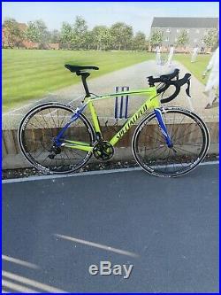 2016 Specialized Roubaix SL4 54cm Full Carbon frame road bike Shimano 105 22spd