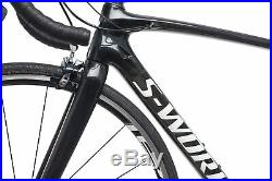 2016 Specialized S-Works Tarmac Road Bike 52cm Carbon Shimano Dura-Ace Di2 Roval