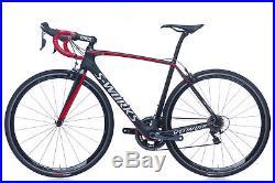 2016 Specialized S-Works Tarmac Road Bike 54cm Medium Carbon Shimano Dura-Ace