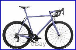 2016 Speedvagen OG1 Road Bike 58cm Large Steel Shimano Dura-Ace R9100 11s ENVE