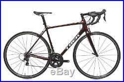 2016 Trek Emonda SLR 6 Road Bike 56cm H2 LARGE Carbon Shimano Ultegra Bontrager