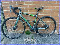2016 Wilier Montegrappa Disc Gravel/Road bike Shimano Tiagra size small