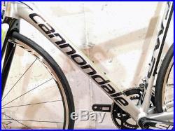2017 Cannondale CAAD12 105 Road Bike Shimano 105 Mavic Team Replica 56 cm NEW