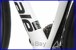 2017 Cannondale SuperSix EVO Hi-Mod Disc Road Bike 50cm Carbon Shimano DA ENVE