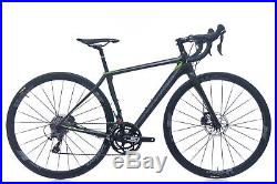 2017 Cannondale Synapse Carbon Disc Women's Road Bike 48cm Small Shimano Ultegra