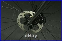 2017 Cervelo C3 Carbon Road Bike 56cm Shimano 105 Rotor 11s Mavic Disc NEW