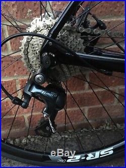 2017 Giant Defy 2 Disc Road Bike Large Shimano Tiagra TRP Brakes