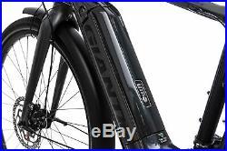 2017 Giant Quick-E+ Road E-Bike Medium Aluminum Shimano Deore 10s SyncDrive 500w