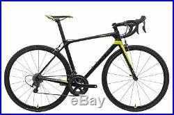 2017 Giant TCR Advanced Pro 1 Road Bike Medium Carbon Shimano Ultegra 6800