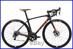 2017 Giant TCR Advanced Pro 1 Road Bike Small Carbon Shimano Ultegra Di2 6870