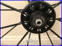 2017 Mavic Ksyrium Pro SL Road Bike Wheelset Shimano/Sram 11sp 1395g