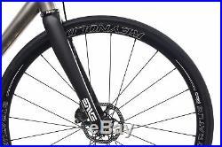 2017 No. 22 Great Divide Disc Road Bike 56cm Titanium Shimano Ultegra 11s Di2