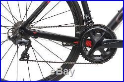 2017 Orbea Orca M30 Road Bike 51cm Small Carbon Shimano Ultegra R8000 Vision