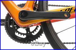 2017 Specialized Tarmac SL4 Road Bike 52cm Small Carbon Shimano Ultegra Praxis