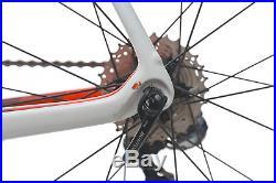 2017 Trek Domane SLR 7 Road Bike 60cm XL Carbon 700c Shimano Ultegra Di2