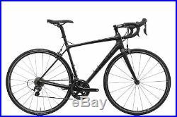 2017 Trek Emonda SL 6 Road Bike 54cm Carbon Shimano Ultegra 6800 Bontrager
